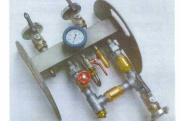 Schlauchprüfgerät P 2001