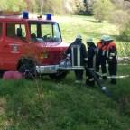 Maschinistenausbildung in Altdorf - Prackenfels