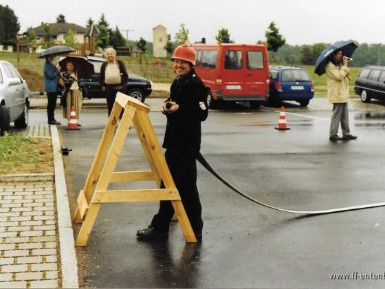 Handspritzwettbewerb 2003