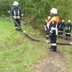Maschinistenausbildung bei der FF Altdorf