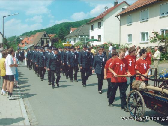 125 Jahre FF Entenberg