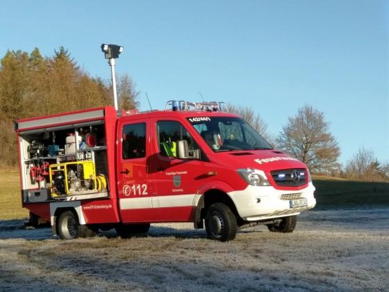TSF DB Sprinter 4x4