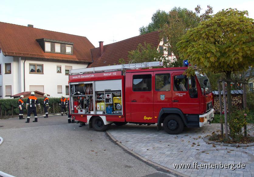 Gemeindeübung 2014